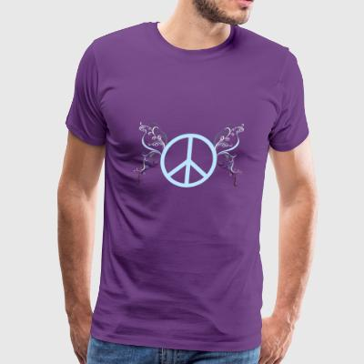 peace3 - Men's Premium T-Shirt