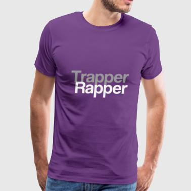 TrapperRapper - Men's Premium T-Shirt