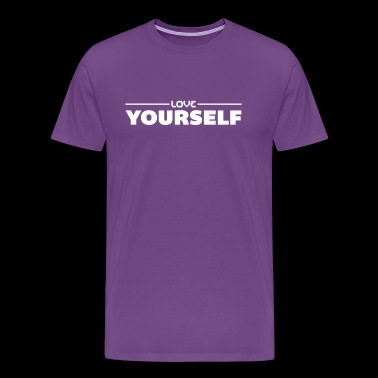 Love yourself cute - Men's Premium T-Shirt