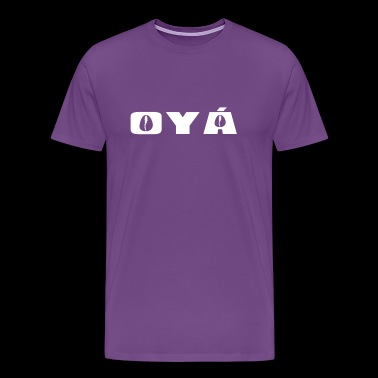 Oya - Men's Premium T-Shirt