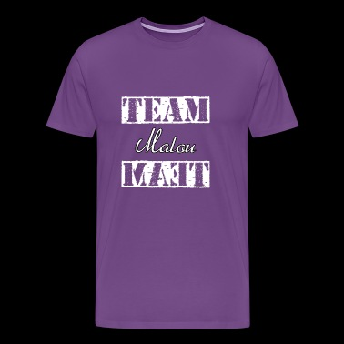 Team Malou - Men's Premium T-Shirt