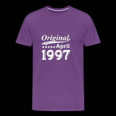 Original Since April 1997 Gift - Men's Premium T-Shirt