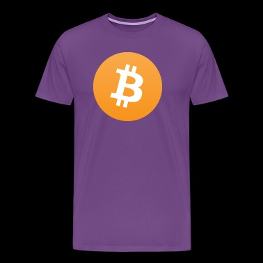 Bitcoin Currency - Men's Premium T-Shirt