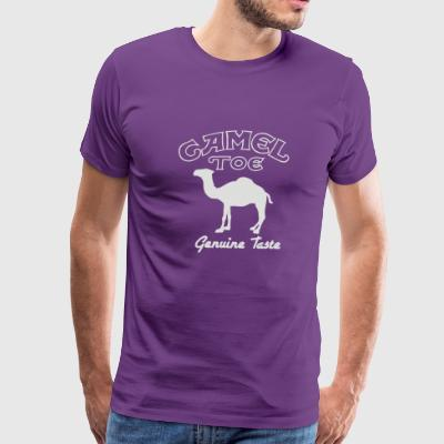Camel Toe cigarette - Men's Premium T-Shirt