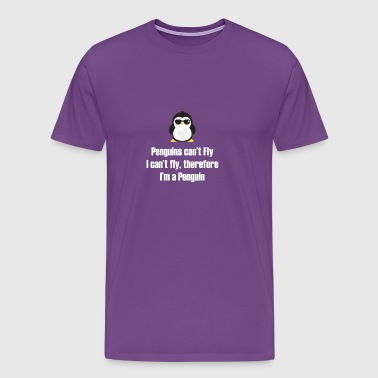 I'm A Penguin gift for Penguin Lovers - Men's Premium T-Shirt