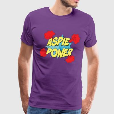 Aspie Power Kapow! - Men's Premium T-Shirt