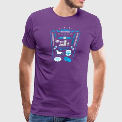 Glorious PC master race T Shirt - Men's Premium T-Shirt