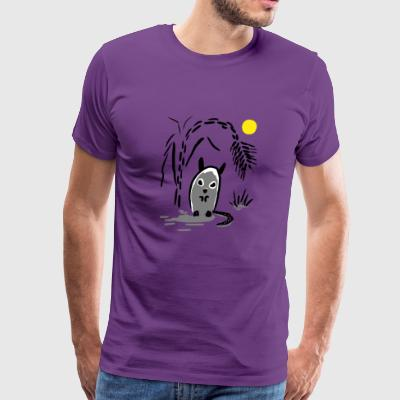 billy the rat - Men's Premium T-Shirt