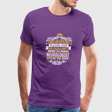 NEUROLOGIST - Men's Premium T-Shirt