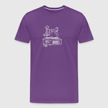 Dj MUsic - Men's Premium T-Shirt