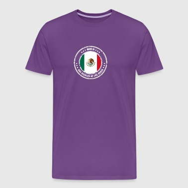 MADE IN SAN NICOLÁS DE LOS GARZA - Men's Premium T-Shirt