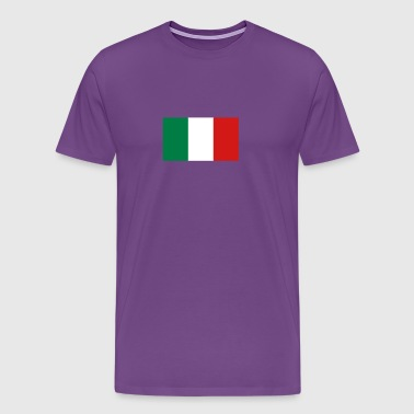 National Flag Of Mexico - Men's Premium T-Shirt