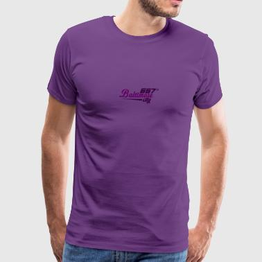 667 BALTIMORE CITY - Men's Premium T-Shirt
