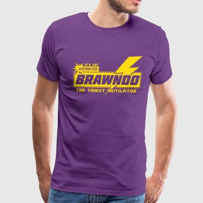 Brawndo - Men's Premium T-Shirt