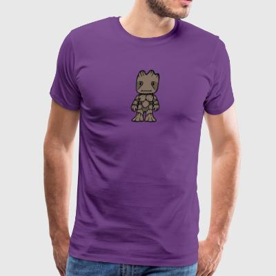 Friendly Tree - Men's Premium T-Shirt