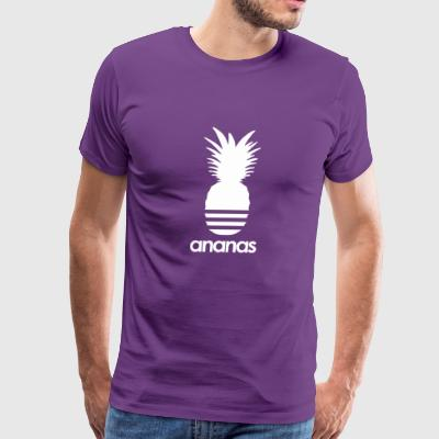 ananas - Men's Premium T-Shirt