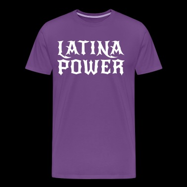 Latina Power - Latina Shirt - Men's Premium T-Shirt