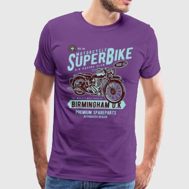 Super Bike2 - Men's Premium T-Shirt