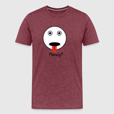 THIRSTY - Men's Premium T-Shirt