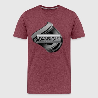 Sound Vessel Records - Men's Premium T-Shirt