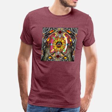 New Age NEW AGE CONFUSION 1 - Men's Premium T-Shirt
