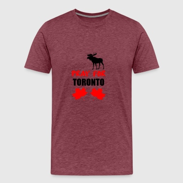 par for toronto - Men's Premium T-Shirt