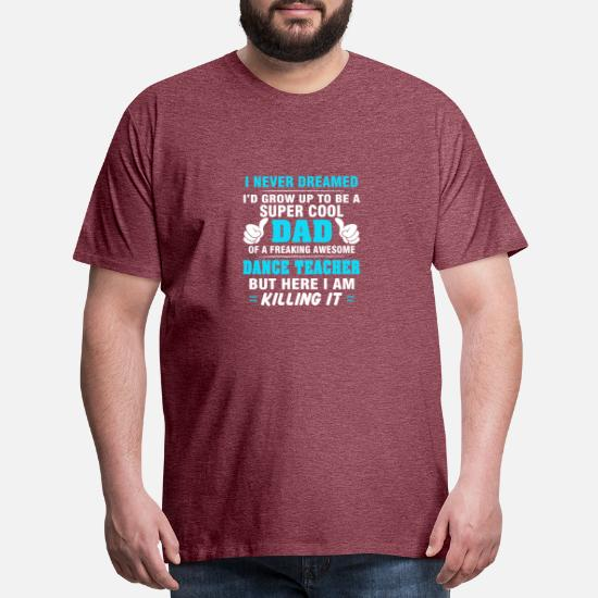 Dad T-shirt Gift Ideas Fathers Day
