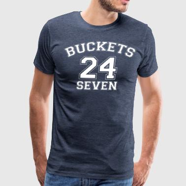 Buckets 24 Seven - Men's Premium T-Shirt