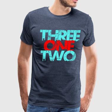 Chicago - ThreeOneTwo - Men's Premium T-Shirt