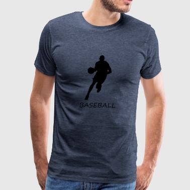 Wrong Basketball Baseball - Men's Premium T-Shirt
