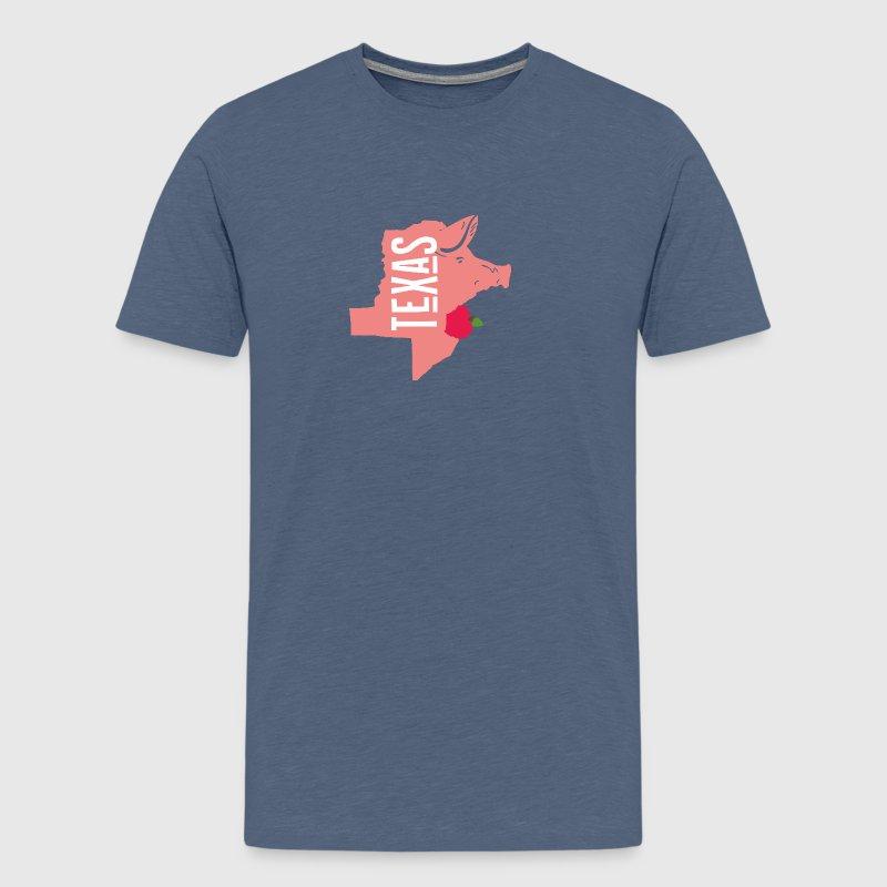 A funny map of Texas TShirt  Spreadshirt