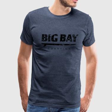 Big Bay - Coasting - Men's Premium T-Shirt