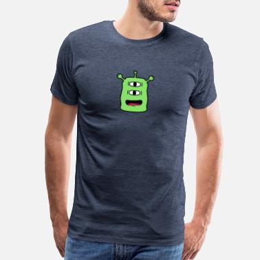 Doodle Chewy the Greebly - Men's Premium T-Shirt