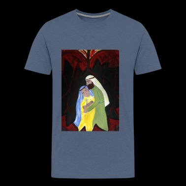 holy family - Men's Premium T-Shirt