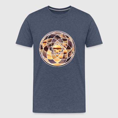 Geometric Design 2 Solo - Men's Premium T-Shirt