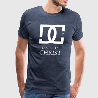 Disciple of Christ - Men's Premium T-Shirt