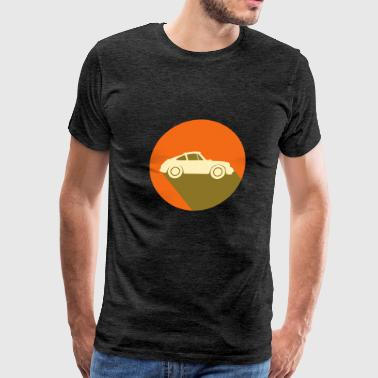 Vintage German Sports Car - Men's Premium T-Shirt