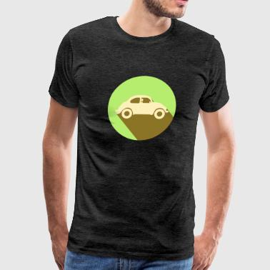 Vintage German Car - Men's Premium T-Shirt