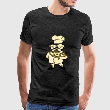 mushrooms mushrooms mushroom mushrooms mushroom mu - Men's Premium T-Shirt