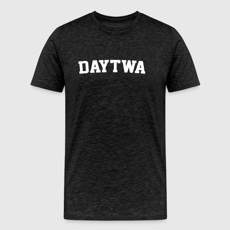 Daytwa Detroit Michigan Day-Twa - Men's Premium T-Shirt