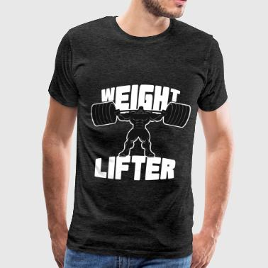 Weightlifter - Weightlifter - Men's Premium T-Shirt