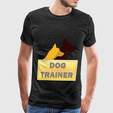 Dog trainer - Dog trainer - Men's Premium T-Shirt