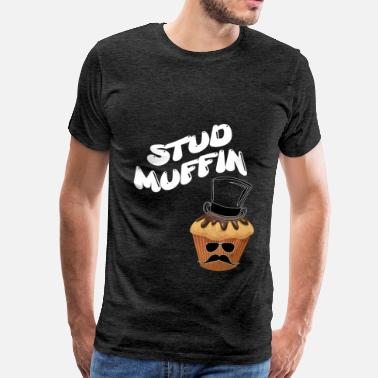 Muffin Tops Stud muffin - Stud muffin - Men's Premium T-Shirt