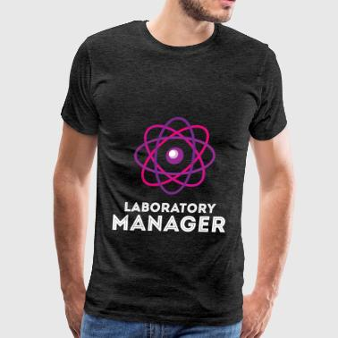 Laboratory Manager - Laboratory Manager - Men's Premium T-Shirt