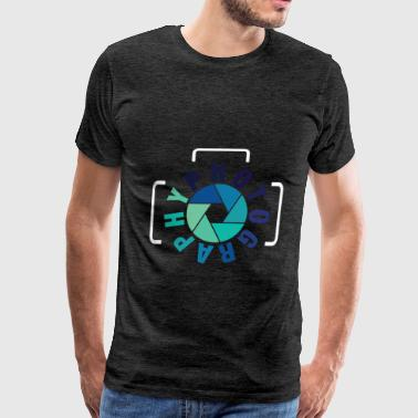 Photography - Photography - Men's Premium T-Shirt