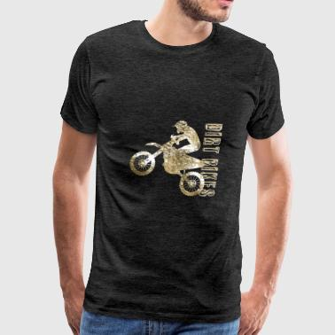 Dirt Bike - Dirt Bikes - Men's Premium T-Shirt