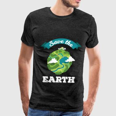 Save the earth - Save the earth - Men's Premium T-Shirt