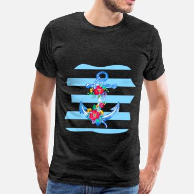 Anchor Anchor - Anchor - Men's Premium T-Shirt