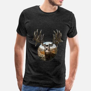 Big Bucks Big big buck - Men's Premium T-Shirt