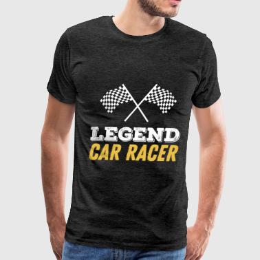 Legend Car Racer - Legend Car Racer - Men's Premium T-Shirt